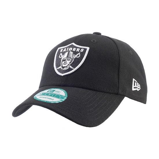 New Era Las Vegas Raiders Cap The League schwarz