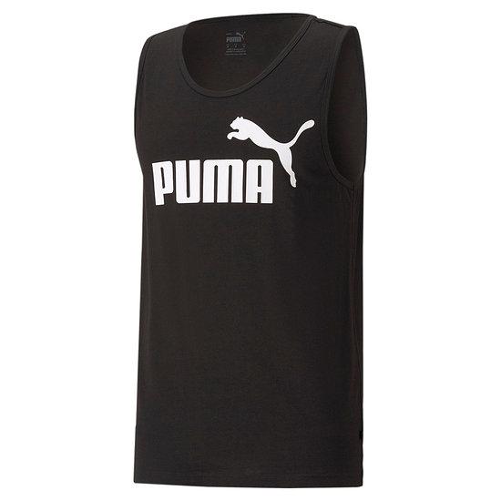 Puma Tanktop ESS CAT Schwarz