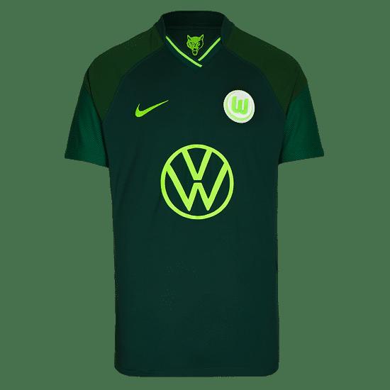 Nike VfL Wolfsburg Trikot 2021/2022 Auswärts