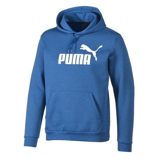 Puma Hoodie ESS No.1 FL Galaxy Blue