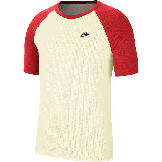 Nike Wende-T-Shirt VINTAGE Beige