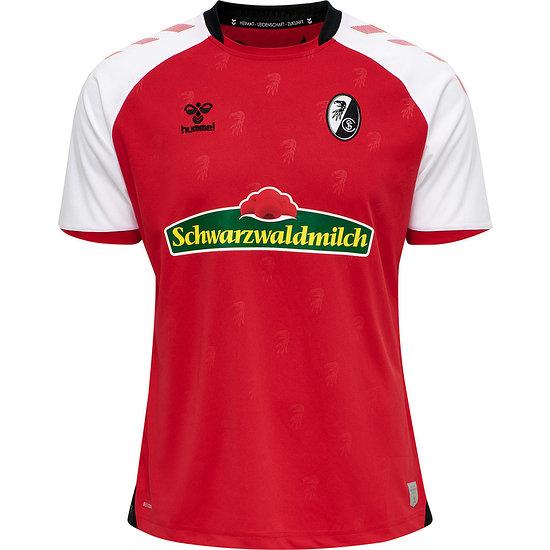 hummel SC Freiburg Trikot 2020/2021 Heim
