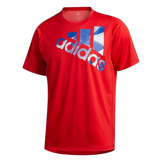 Adidas T-Shirt Tokyo Badge of Sport Rot