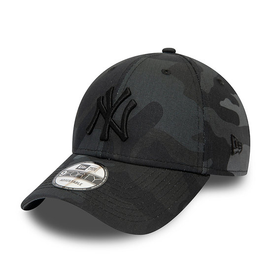 New Era New York Yankees Cap League Essential 9FORTY camouflage