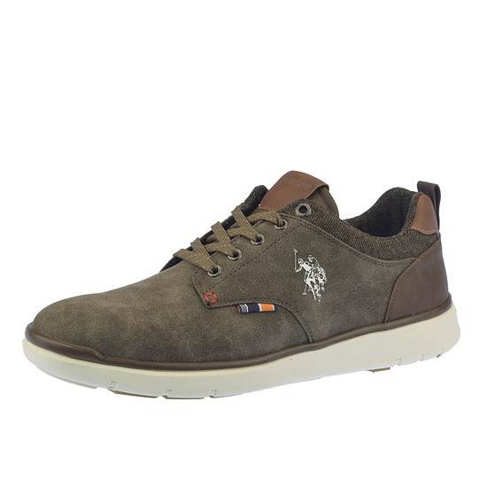 U.S. POLO ASSN. Sneaker Verter braun