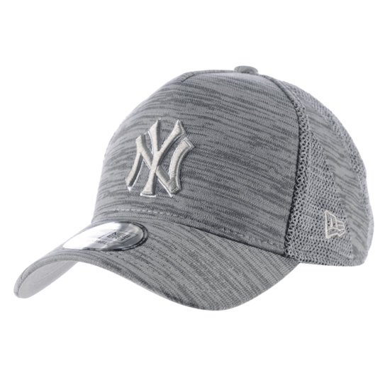 New Era New York Yankees Cap Engineered Fit Trucker grau