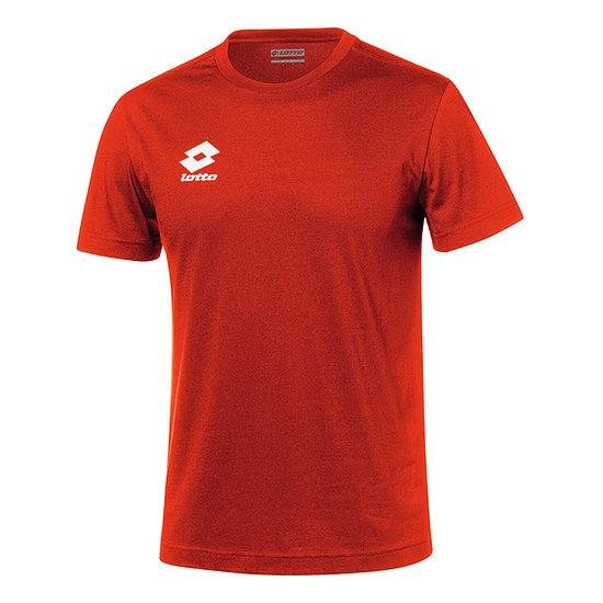 Lotto T-Shirt Delta JS rot