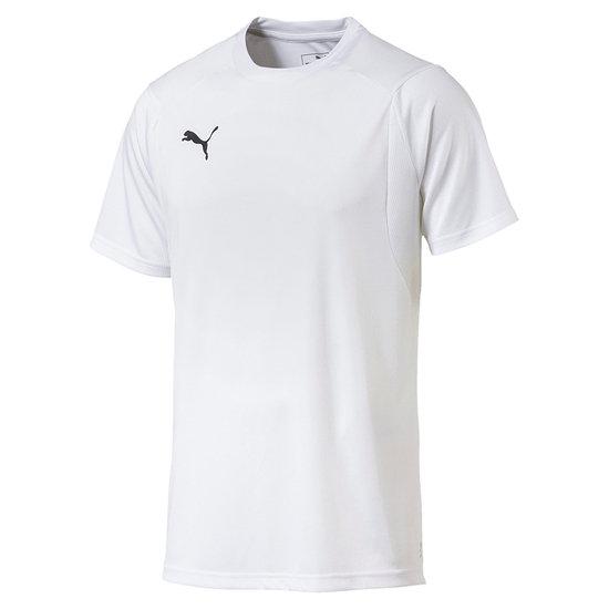 Puma Training T-Shirt LIGA Weiß