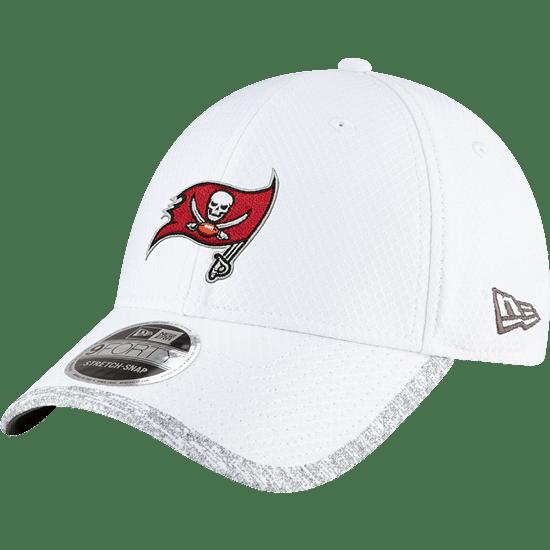 New Era Tampa Bay Buccaneers Cap Super Bowl 55 Sideline 9FORTY weiß