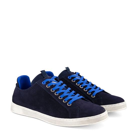 TRAVELIN OUTDOOR Sneaker Newquay blau