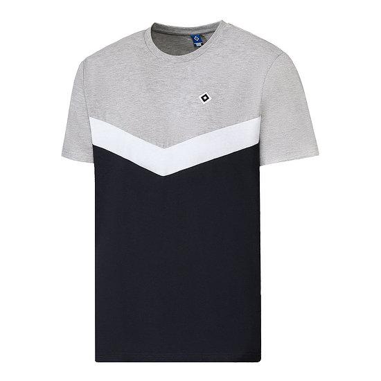 Hamburger SV T-Shirt Fiete Grau/Schwarz