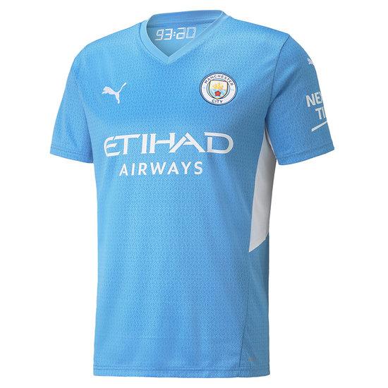 Puma Manchester City Trikot 2021/2022 Heim