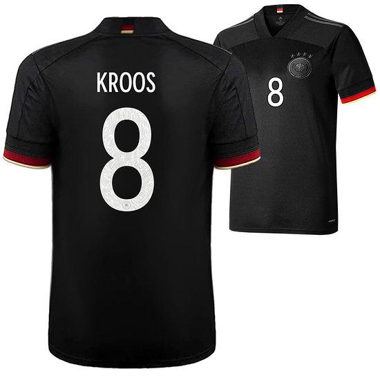 Adidas Deutschland EM 2021 DFB Trikot Auswärts KROOS