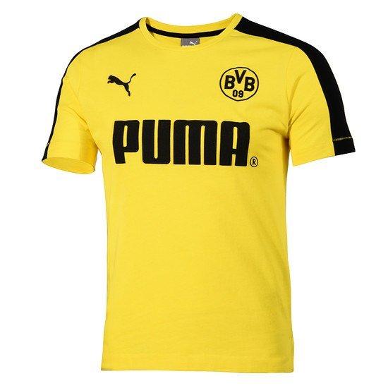 Puma Borussia Dortmund T-Shirt PUMA Gelb