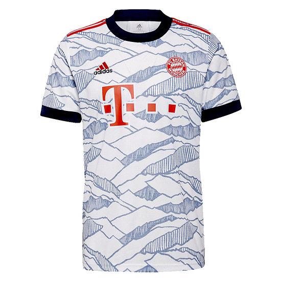 Adidas FC Bayern München Trikot 2021/2022 CL Kinder