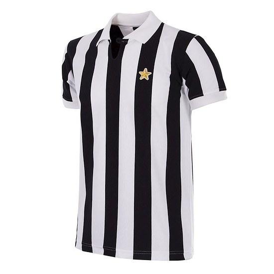 Copa Juventus Turin 1976/77 Short Sleeve Retro Shirt