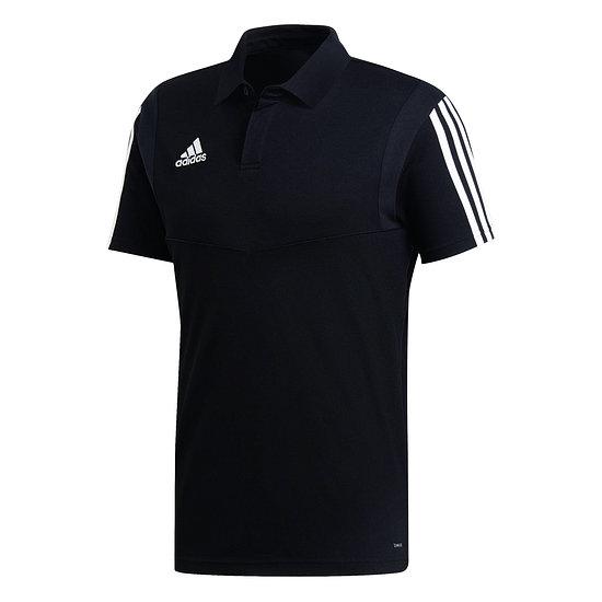 Adidas Poloshirt Tiro 19 Schwarz