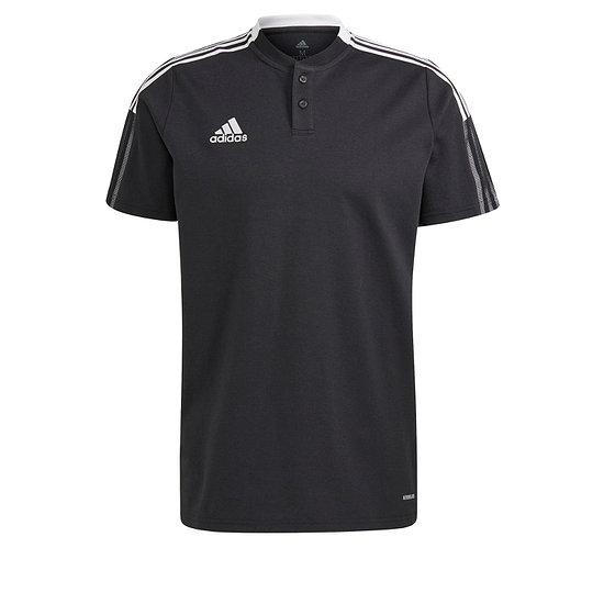 Adidas Poloshirt Tiro 21 Schwarz