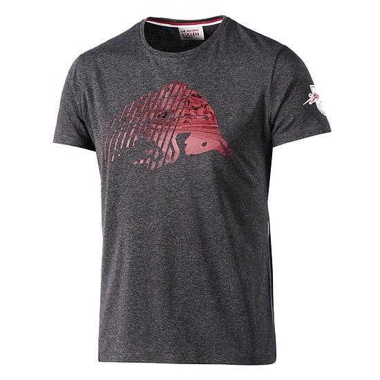 RB Leipzig T-Shirt Stadium Vibe grau