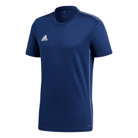 Adidas Trainingsshirt Core 18 Dunkelblau