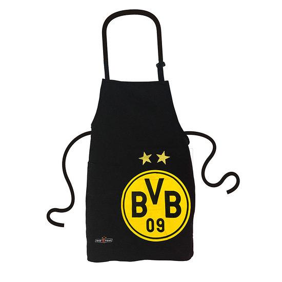 Grillfürst Borussia Dortmund Grillschürze schwarz/gelb