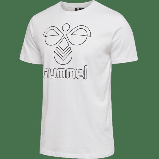 hummel T-Shirt Peter weiß