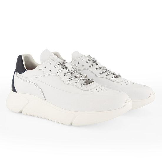 TRAVELIN OUTDOOR Sneaker Retford weiß