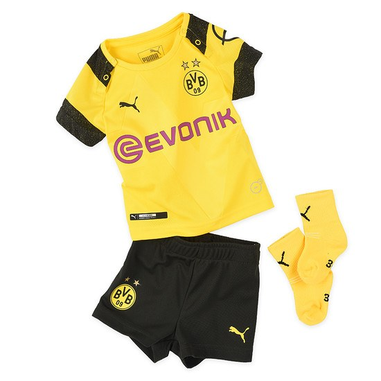 Puma Borussia Dortmund Babykit 2018/2019 Heim