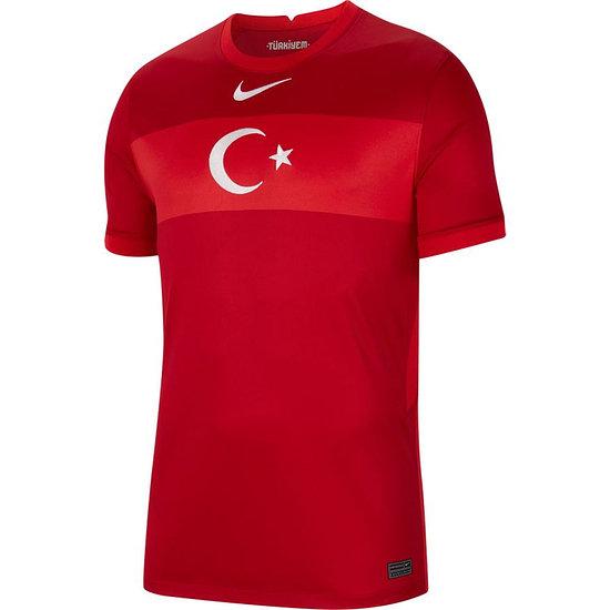Nike Türkei Trikot Auswärts EM 2021