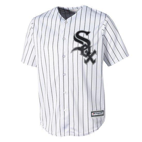 Majestic Athletic Chicago White Sox Trikot Heim weiß/schwarz