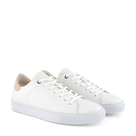 NoGRZ Sneaker A. Pretzinger Vegan weiß