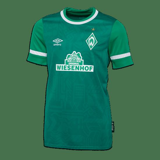 Umbro SV Werder Bremen Heim Trikot 2021/2022 Kinder