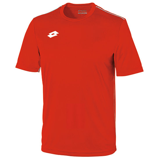 Lotto T-Shirt Delta Jersey PL rot
