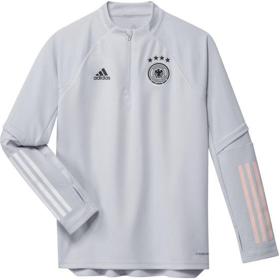 Adidas Deutschland DFB Trainingstop EM 2021 Kinder Grau