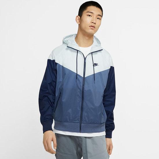 Nike Kapuzenjacke Windrunner Blau/Marine