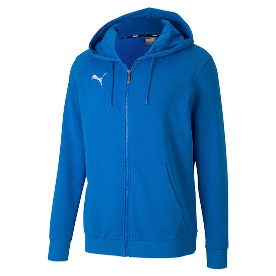 Puma Zip Hoodie GOAL 23 Kapuzensweatjacke Blau