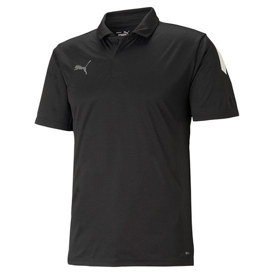 Puma Poloshirt TEAMLIGA Schwarz
