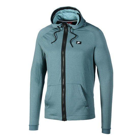 Nike ZIP Hoodie Sportswear Modern Dunkelgrün