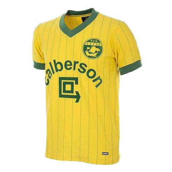Copa FC Nantes 1982/83 Short Sleeve Retro Shirt