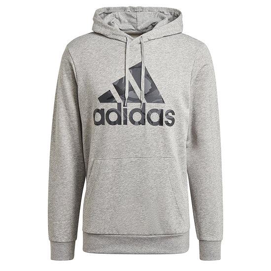 Adidas Hoodie CAMO HD Grau