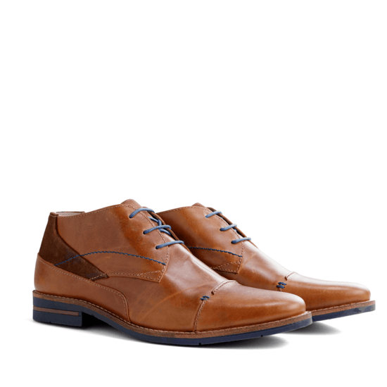 NoGRZ Boot F.L. Wright cognac