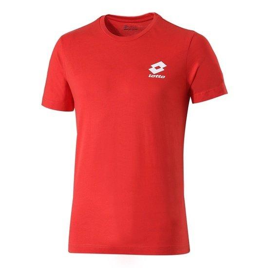 Lotto T-Shirt Basic rot