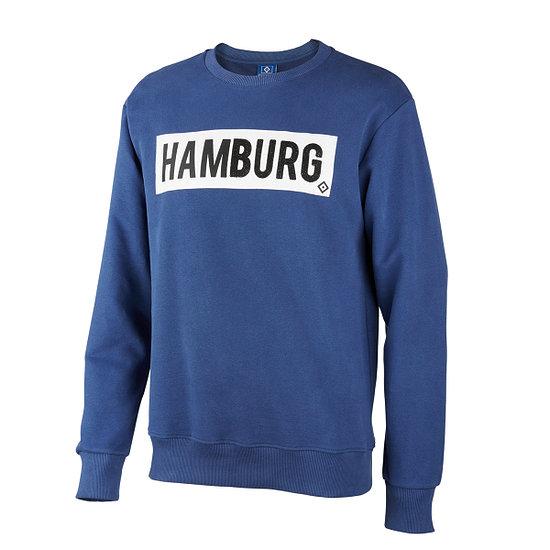 Hamburger SV Sweatshirt SVEND Blau