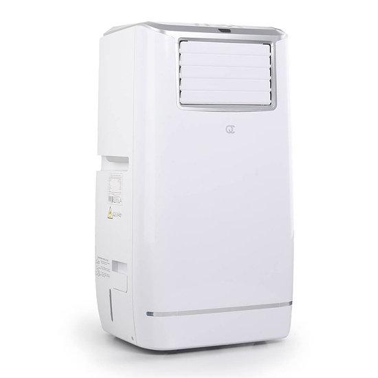 FlinQ Mobiles Klimagerät Airco 13000 BTU weiß