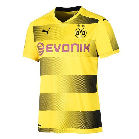 Puma Borussia Dortmund Heim Trikot 2017/2018 PISZCZEK Kinder