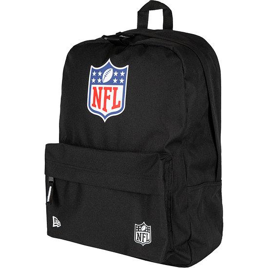 New Era NFL Shield Rucksack Stadium schwarz