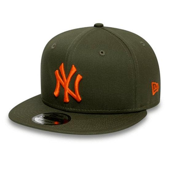 New Era New York Yankees Cap League Established 9FIFTY grün