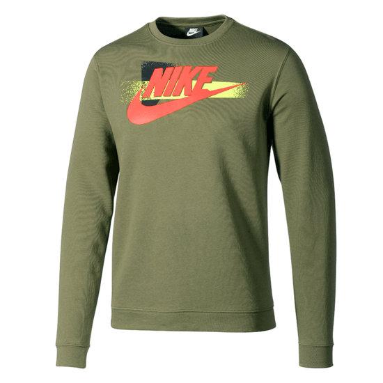 Nike Sweatshirt Festival khaki
