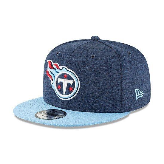 New Era Tennessee Titans Cap 9FIFTY Sideline blau