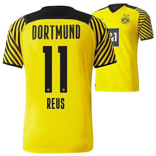 Puma Borussia Dortmund Heim Trikot REUS 2021/2022 Kinder